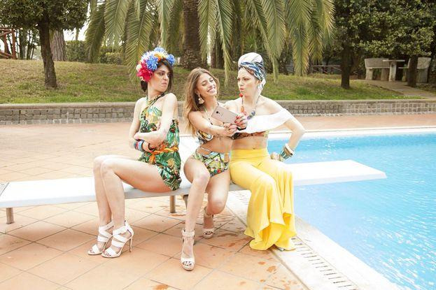 Chiara Nasti, Angela e Ilaria