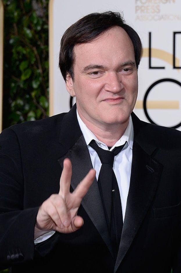 La famiglia di Quentin Tarantino è arrivata negli Stati Uniti due generazioni prima, dritta dalla Sicilia.