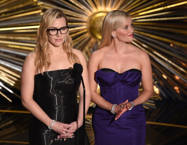 Kate Winslet e Reese Witherspoon