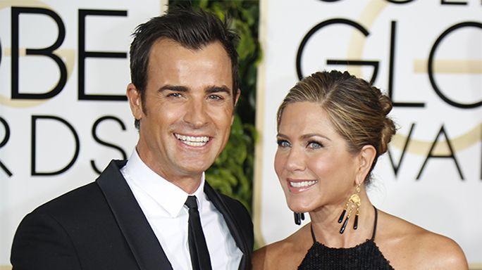 Jennifer Aniston e Justin Theroux innamorati di Bora Bora