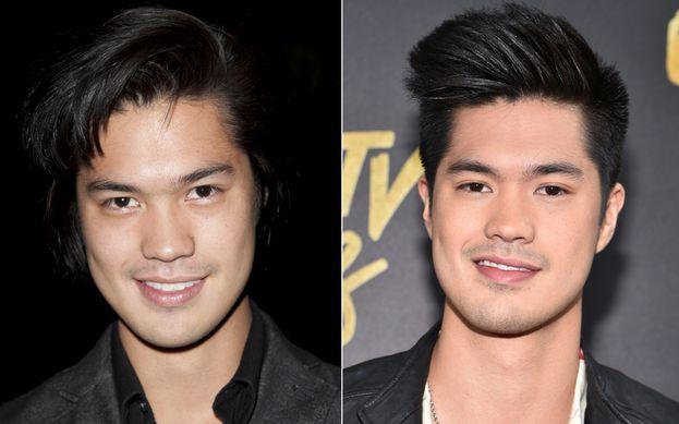 Ross Butler (Zach), nel 2014 e nel 2017