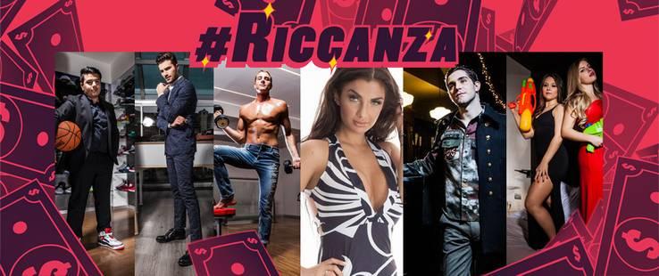 #Riccanza su MTV