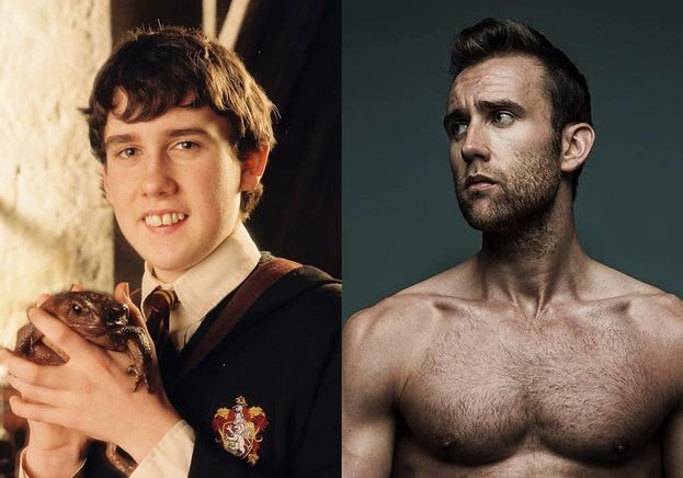 "Ti ricordi com'era Matthew Lewis - alias Neville Longbottom - ai tempi di ""Harry Potter""? Beh, guardalo adesso..."