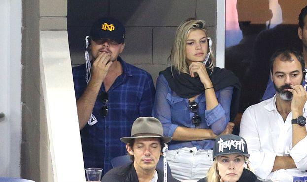 """Kelly Rohrbach - Coppia fissa con Leo dall'estate 2015 fino all'inizio del 2016. Lei è la nuova C.J. Parker nel film """"Baywatch"""" (ruolo che fu di Pamela Anderson nella serie tv)."""