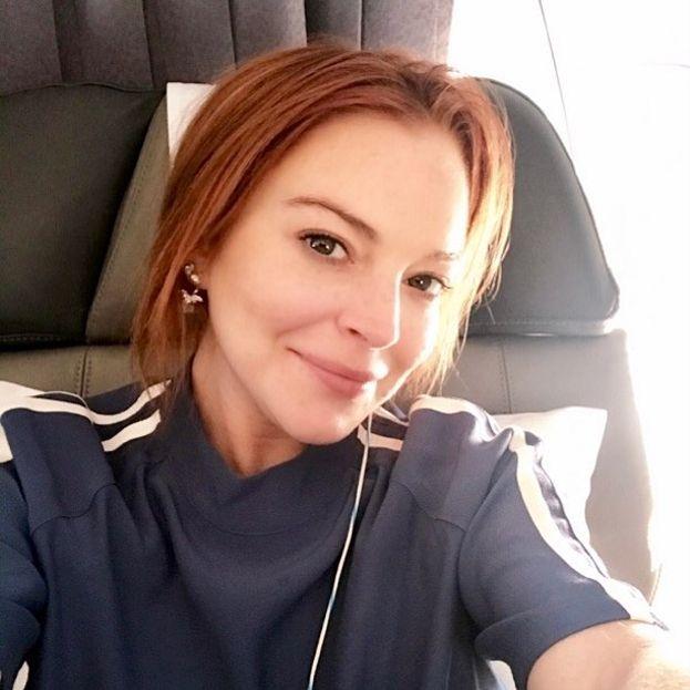 La foto più vecchia di Lindsay Lohan sul suo Instagram risale al 23 gennaio 2017: ha cancellato in blocco tutti i post precedenti ripartendo da zero. Idem su Twitter.