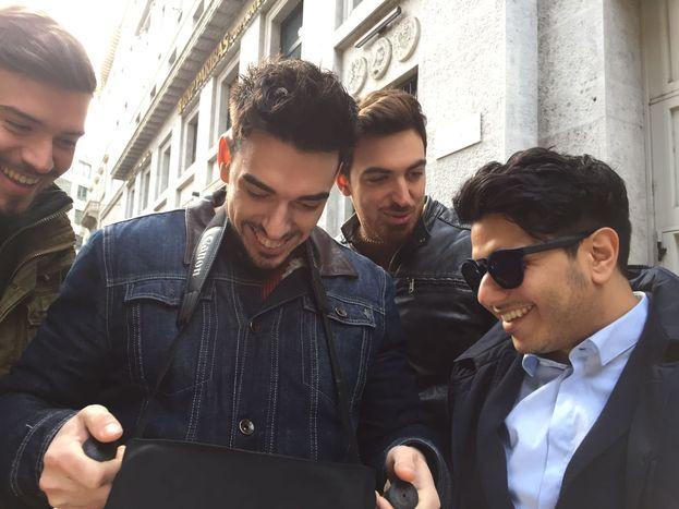 theShow + Farid di #Riccanza = il prank perfetto!
