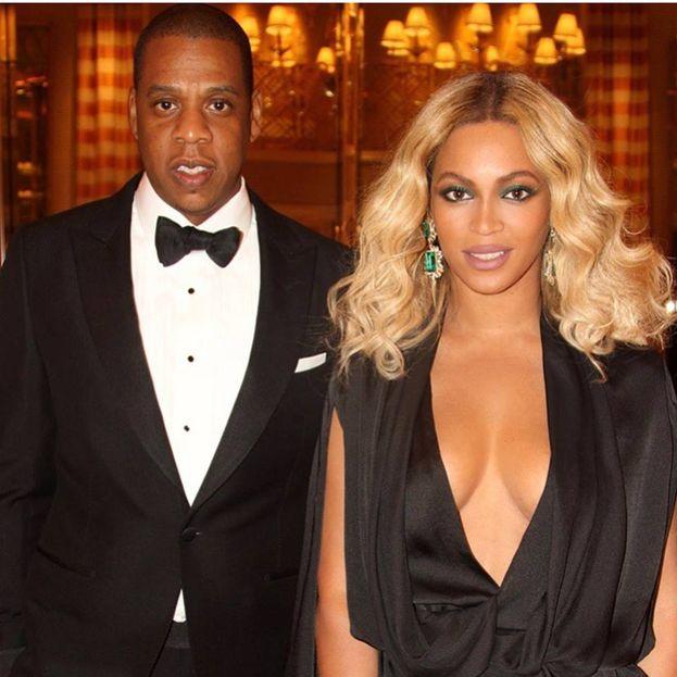 Beyoncé e Jay Z - oggi