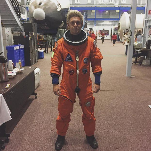 2015, Niall pronto per girare... quale video dei 1D?