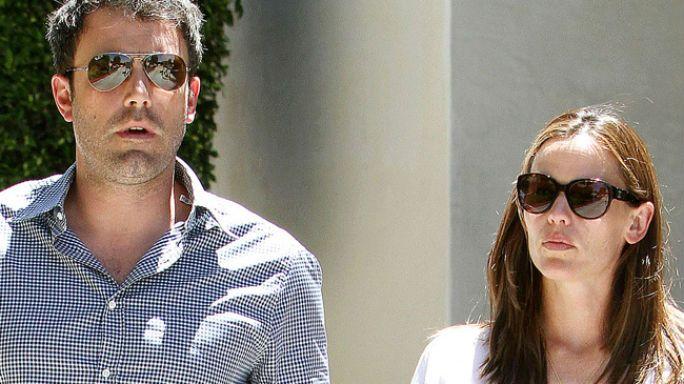 Ben Affleck e Jennifer Garner: 'È vero, divorziamo'