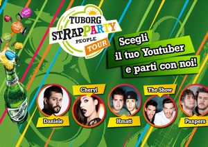 stRapParty People Tour