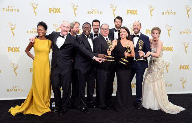Il cast di Veep, serie che ha vinto numerosi premi