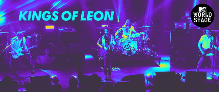 Kings Of Leon - Live from Rotterdam 2016