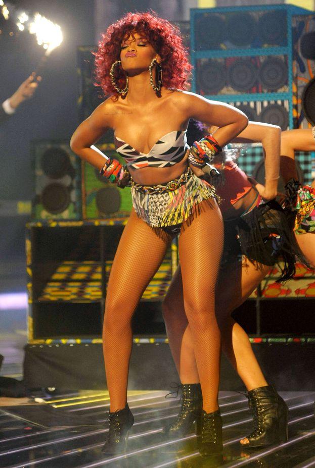 Quando ha fatto una performance super a X Factor UK e ha scatenato le critiche di migliaia di spettatori perché troppo scoperta