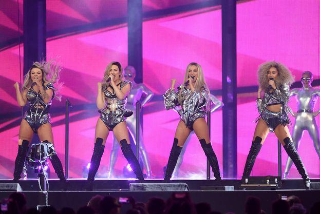 Il tour delle Little Mix