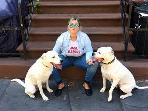 I nominati agli EMA e i loro cuccioli