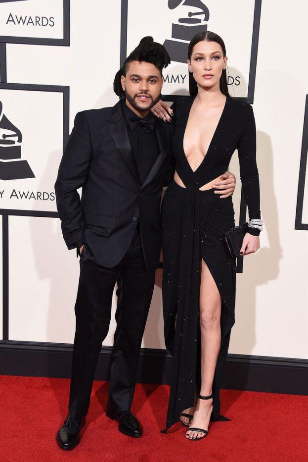 Una coppia un po' strana, ma a modo suo molto glamour: The Weeknd e Bella Hadid si sono mollati a novembre. Stavano insieme da inizio 2015.