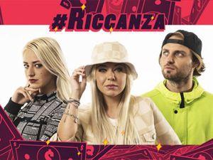 #Riccanza su MTV con la sigla de Il Pagante