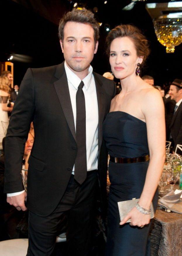 """Ben Affleck e Jennifer Garner - Dopo essersi incrociati la prima volta sul set di """"Pearl Harbour"""" (2001), si sono ritrovati in """"Daredevil"""" (2003). Grande amore, matrimonio, figli - e poi nel 2015 la separazione :("""