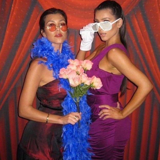 Kourtney e Kim