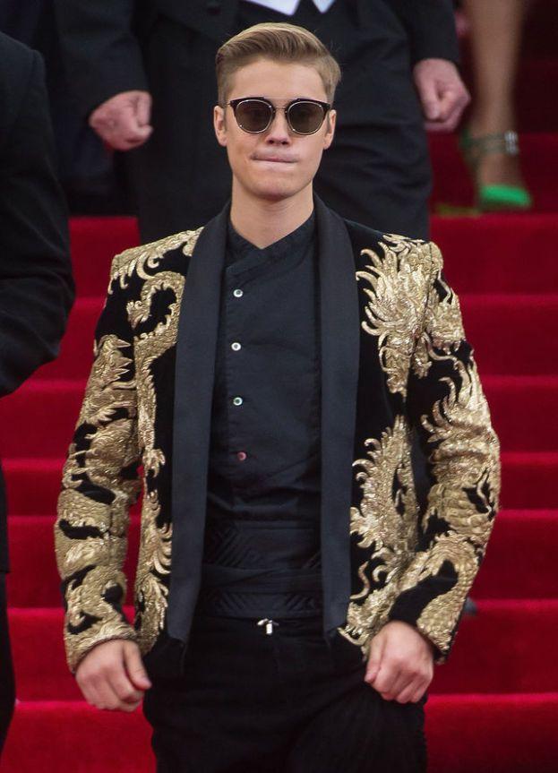 7. Justin Bieber