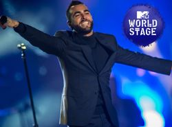 World Stage Marco Mengoni