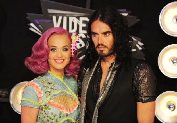 Katy Perry e Russell Brand: 14 mesi. Troppi impegnji, disaccordo sull'avere figli o no... Il matrimonio è durato poco più di un anno.