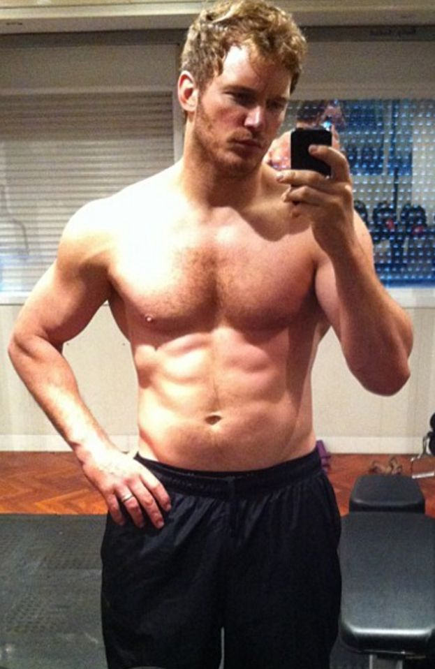 Statuario Chris Pratt...