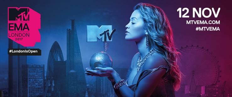 MTV EMA 2017: presenta Rita Ora!