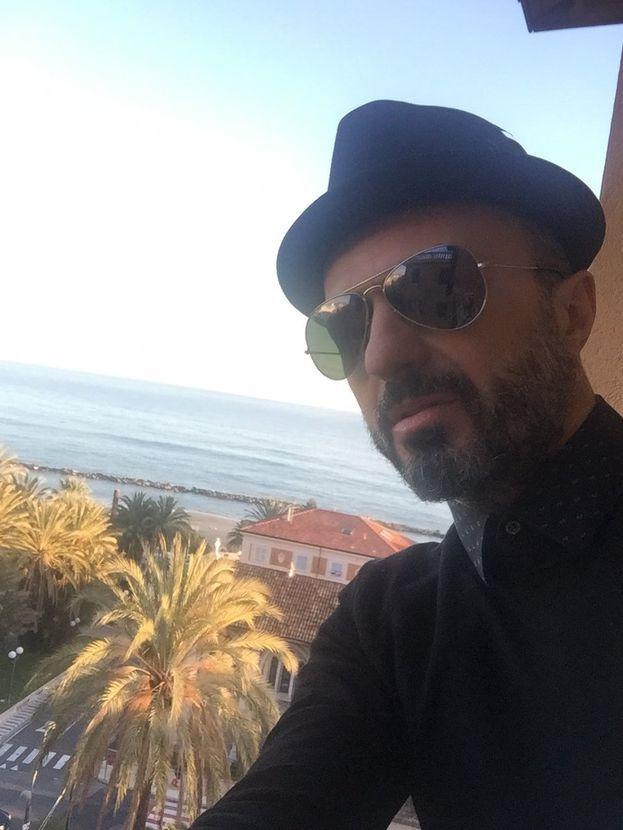 Samuel, sei a Sanremo! Facci un sorriso!