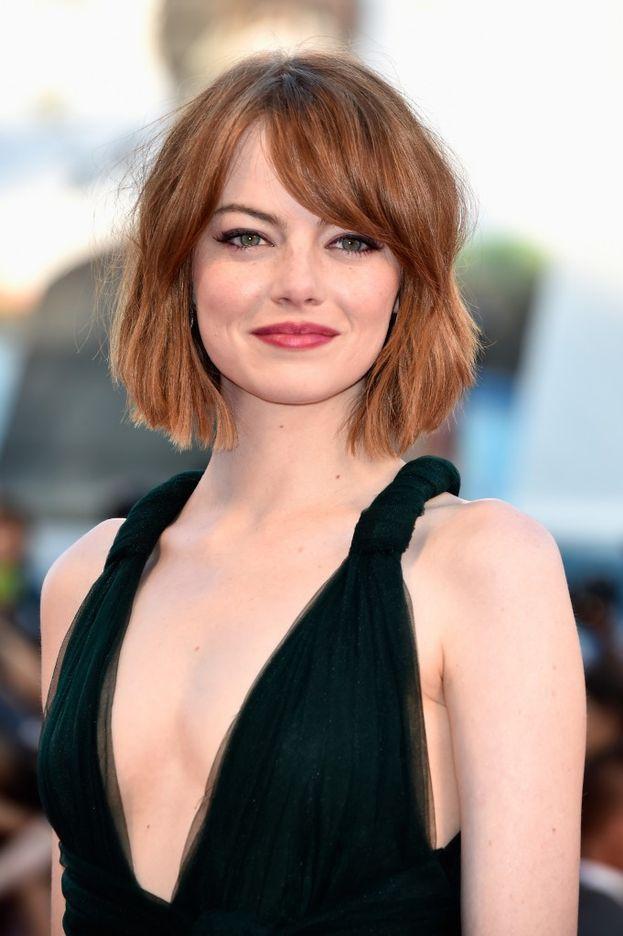 """A un certo Emma Stone si è trovata davanti a un bivio: finisco il liceo, o accetto la parte in """"Suxbad: Tre menti sopra il pelo""""? Diploma, addio."""