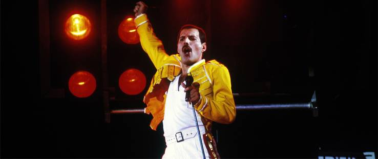 Freddie Mercury e i Queen: i video più belli