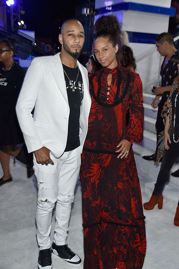 Swizz Beatz e Alicia Keys