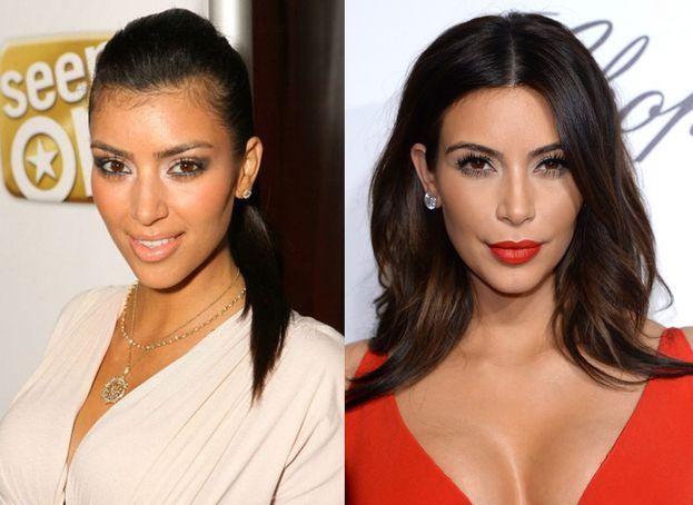 Kim Kardashian non ci è nata con le sue leggendarie sopracciglia: sono serviti anni di lavori (depilazione, microblading e make up) per ottenere quelle opere d'arte che tutte le invidiano.