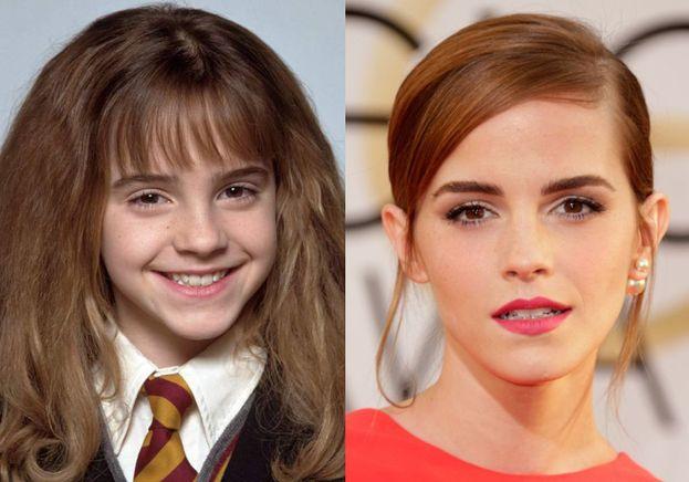 "Emma Watson dal primo ""Harry Potter"" a oggi. Magia!"