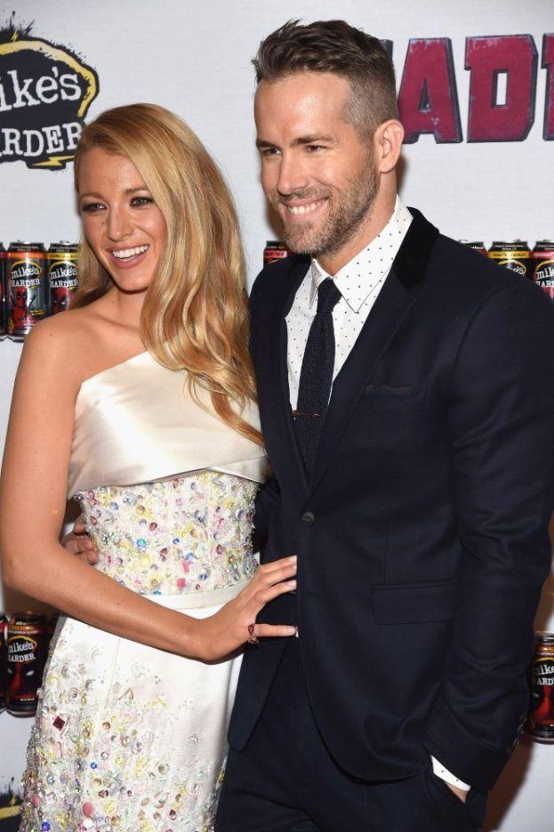 Ryan Reynolds e Blake Lively - oggi