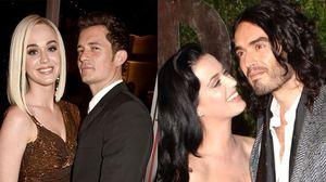 Tutti i fidanzati di Katy Perry