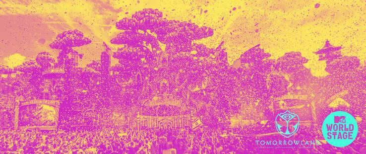 Tomorrowland Belgium 2016
