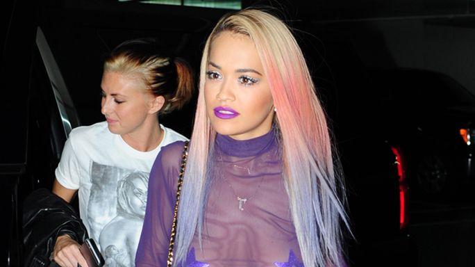 Rita Ora cerca casa a Los Angeles