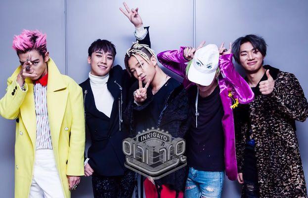 Big Bang - La boy band coreana è gigantesca in Asia e sta diventando un fenomeno mondiale. Nel 2016 ha guadagnato 44 milioni di dollari: solo i Backstreet Boys e i 1D hanno fatto meglio nella storia delle boy band!