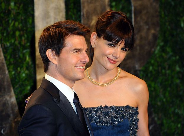 Katie Holmes era una grande fan di Tom Cruise, tanto da tenere la sua foto nel diario. Nel 2008 il sogno di sposare l'attore è diventato realtà. Peccato che poi si sia trasformato in un incubo e i due abbiano divorziato