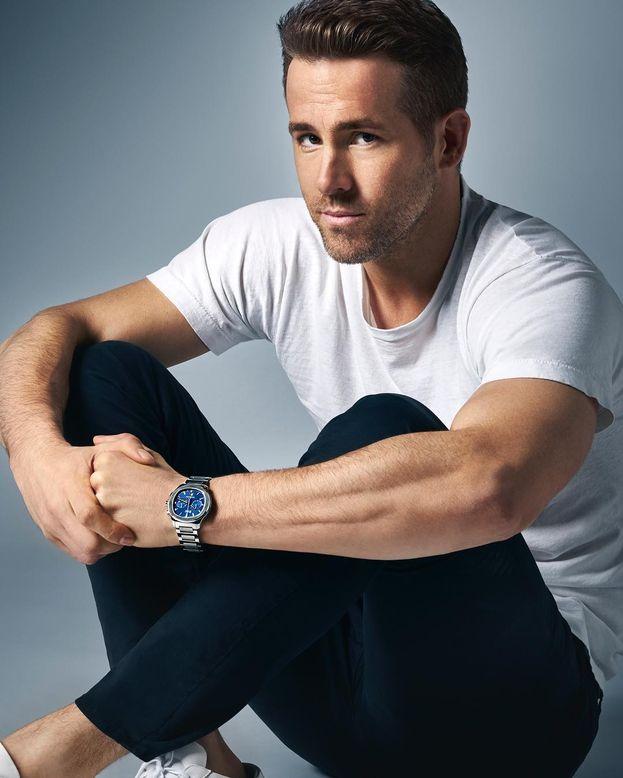 Due pargoli per papà Ryan Reynolds, avuti insieme alla moglie Blake Lively: Ines e James.