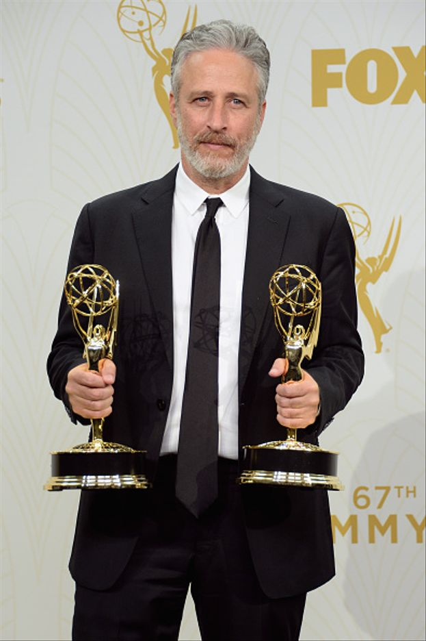 Jon Stewart. The Daily Show ha vinto numerosi premi