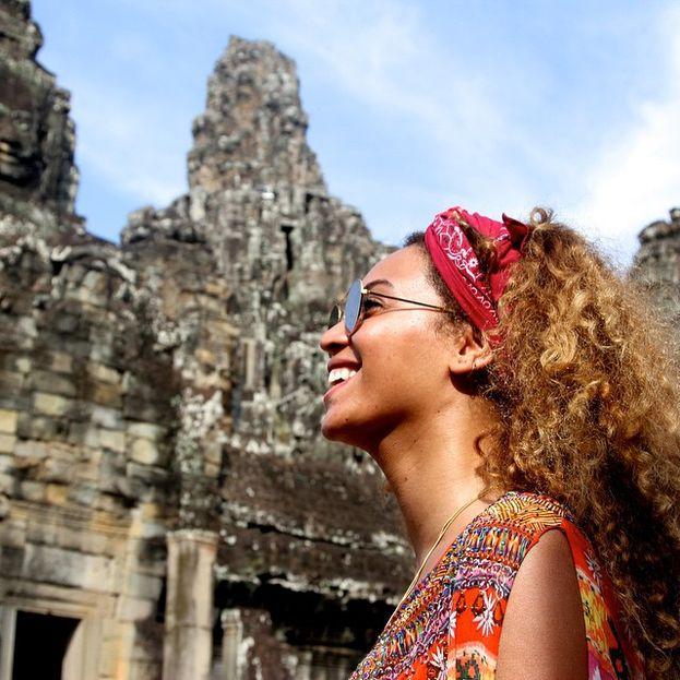 """Beyoncé: """"La felicità viene da se stessi. Nessuno può renderti felice. Solo tu puoi""""."""
