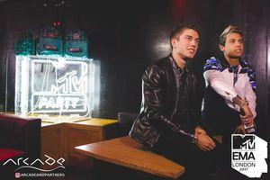 MTV EMA: il pre party insieme a Benji e Fede!