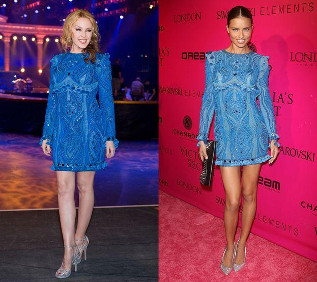 Kylie Minogue o Adriana Lima?