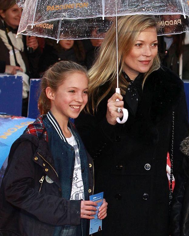 Kate Moss e Lila Grace