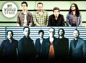 Kings Of Leon e Linkin Park