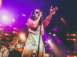 Charli XCX, live from MTV PUSH Helsinki 2014