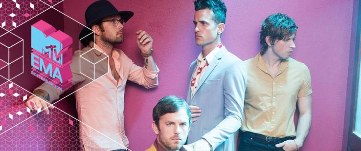 MTV EMA 2016: Kings Of Leon