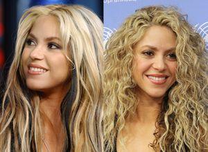 Shakira: ecco quanto è cambiata